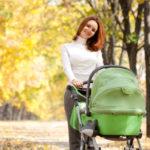 Pierwszy spacer Twojego dziecka