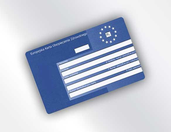 Karta Ubezpieczenia Europa.Europejska Karta Ubezpieczenia Zdrowotnego Z Ekspertem O Dzieciach