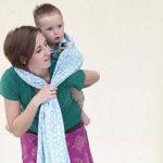 Jak wybrać chustę do noszenia dziecka?