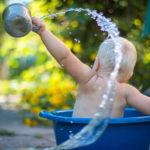 Pierwsza kąpiel dziecka