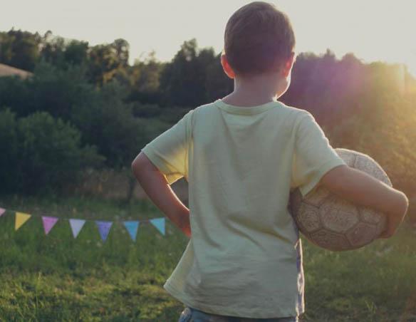 trening piłkarski dla dzieci w różnym wieku. Już od kilku lat - zdjęcie tytułowe