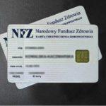 Karta Ubezpieczenia Zdrowotnego (NFZ)