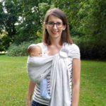 Chusta kółkowa – kiedy i jak nosić dziecko?