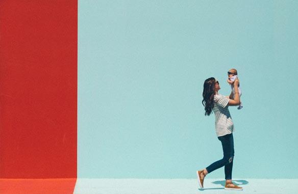 Jak prawidłowo nosić dziecko?