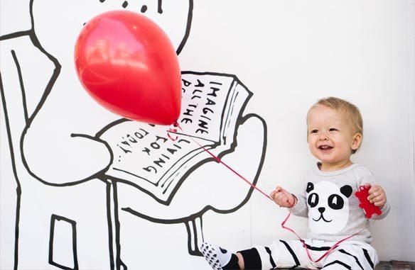 dziecko siedzi - opieka na dziecko art 188