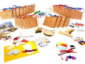 Kalendarz adwentowy - Fabryka zabawek